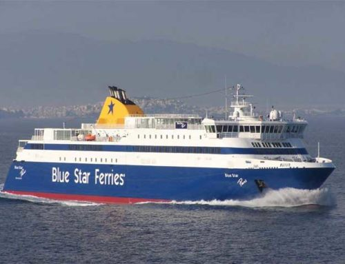 Superfast and BlueStar Ferries