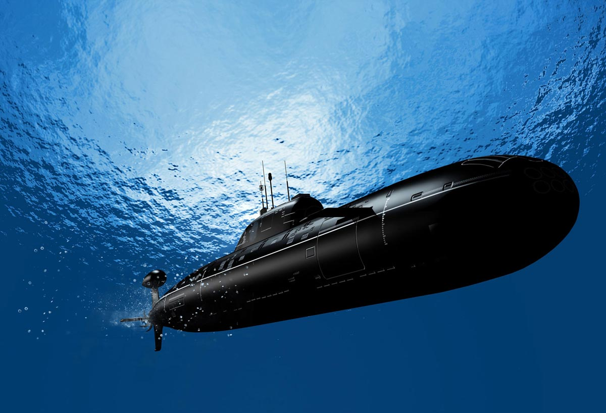 Submarine navy