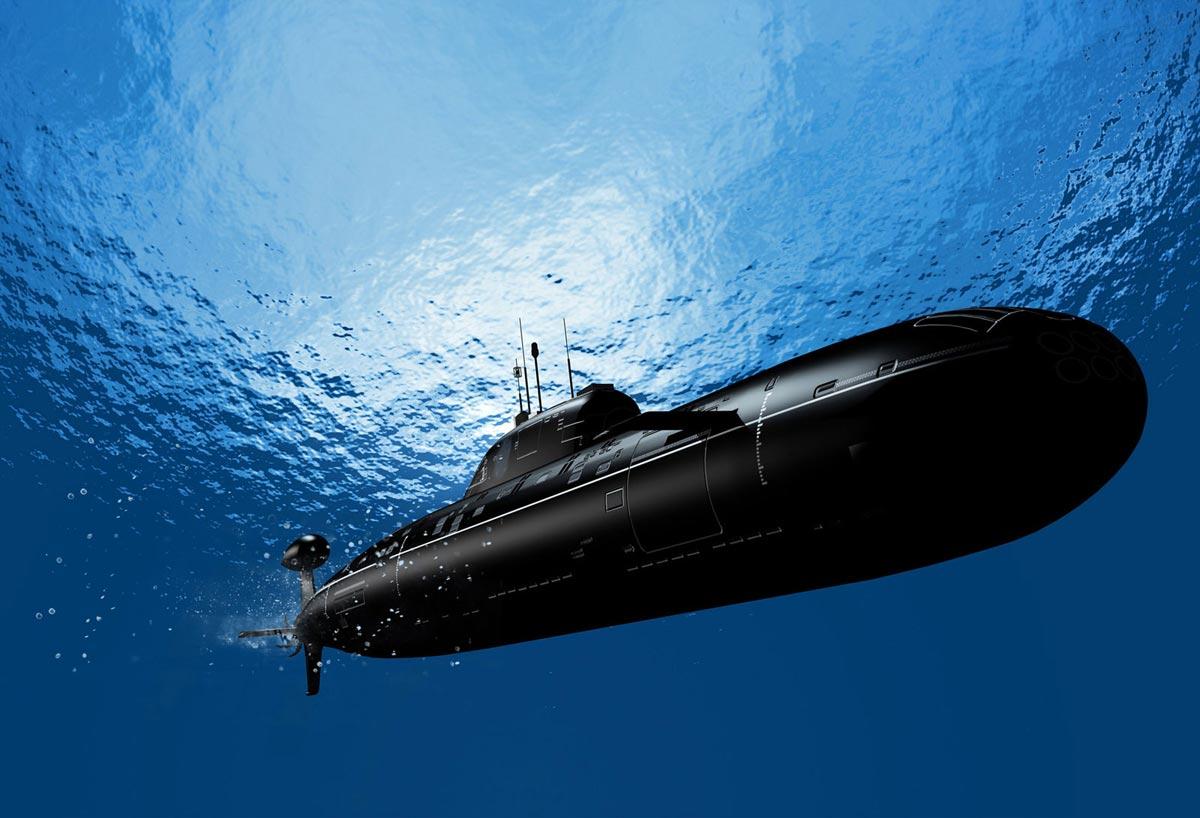 Submarine navy