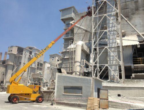 Titan Cement Elefsina