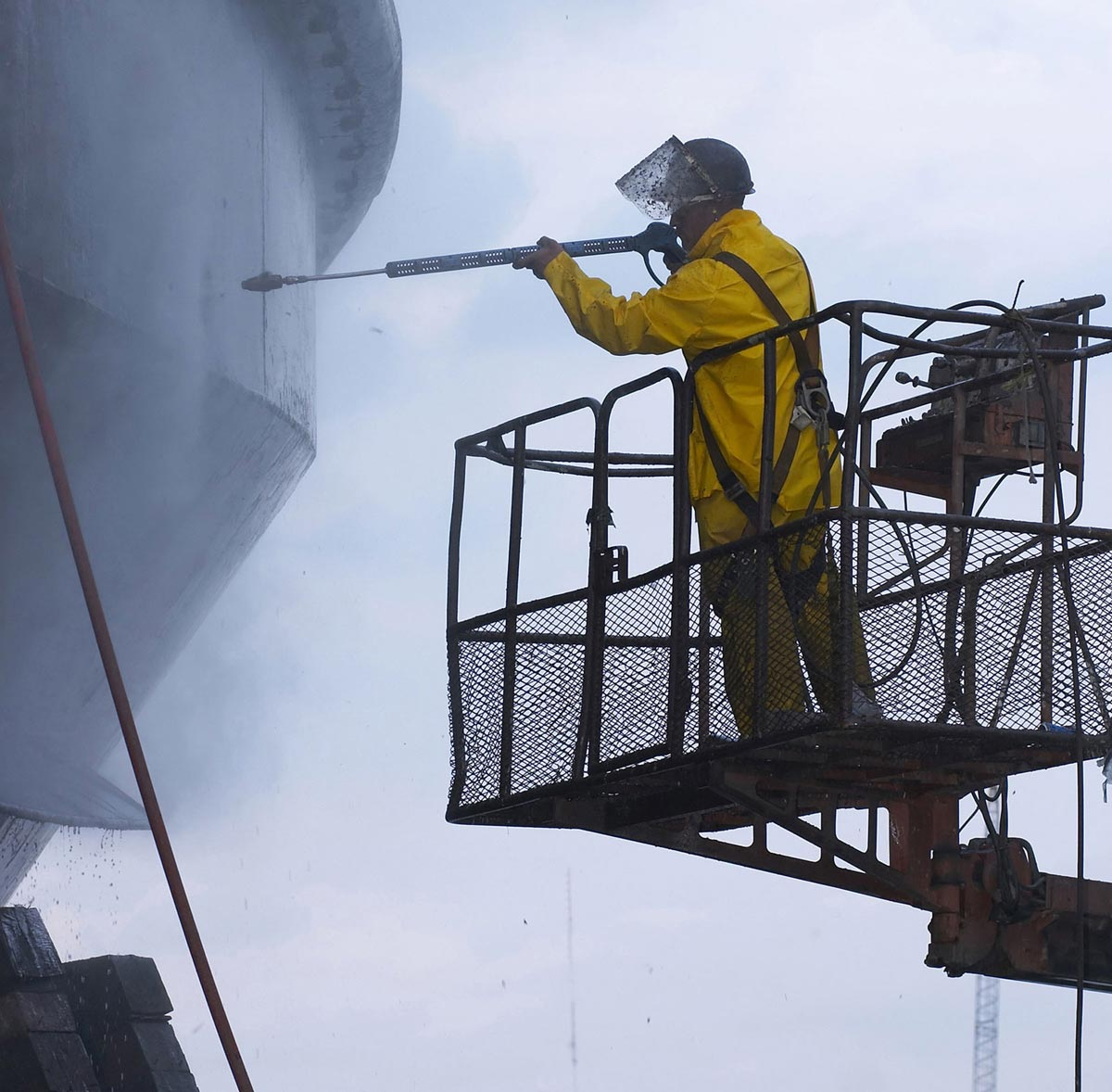Dynamic Co Heavy Industries Repairs